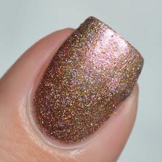 bronze nail polish
