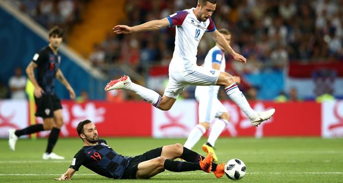Hasil Pertandingan Islandia vs Kroasia - Piala Dunia 2018