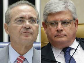 Renan decidirá se abre processo de impeachment de Janot