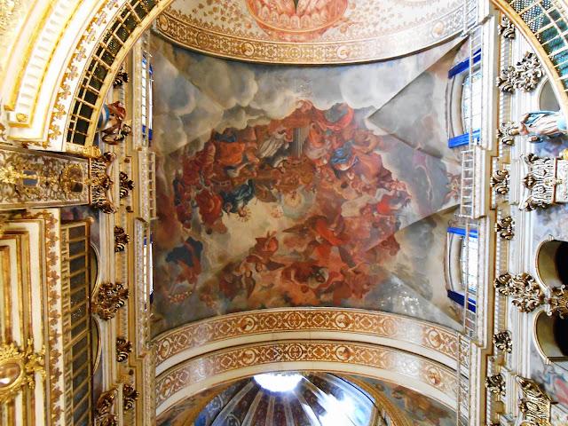 Resultado de imagen de basilica de san juan de dios granada