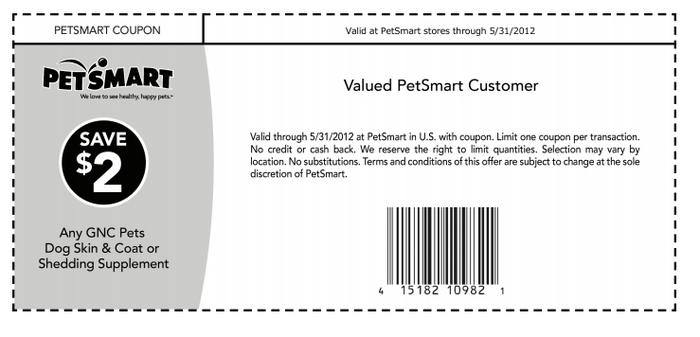 petsmart 10 off