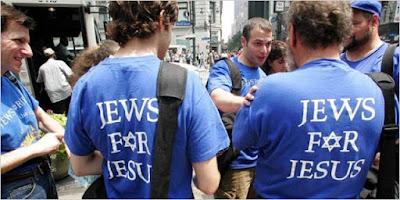Judaísmo Messiânico é uma farsa
