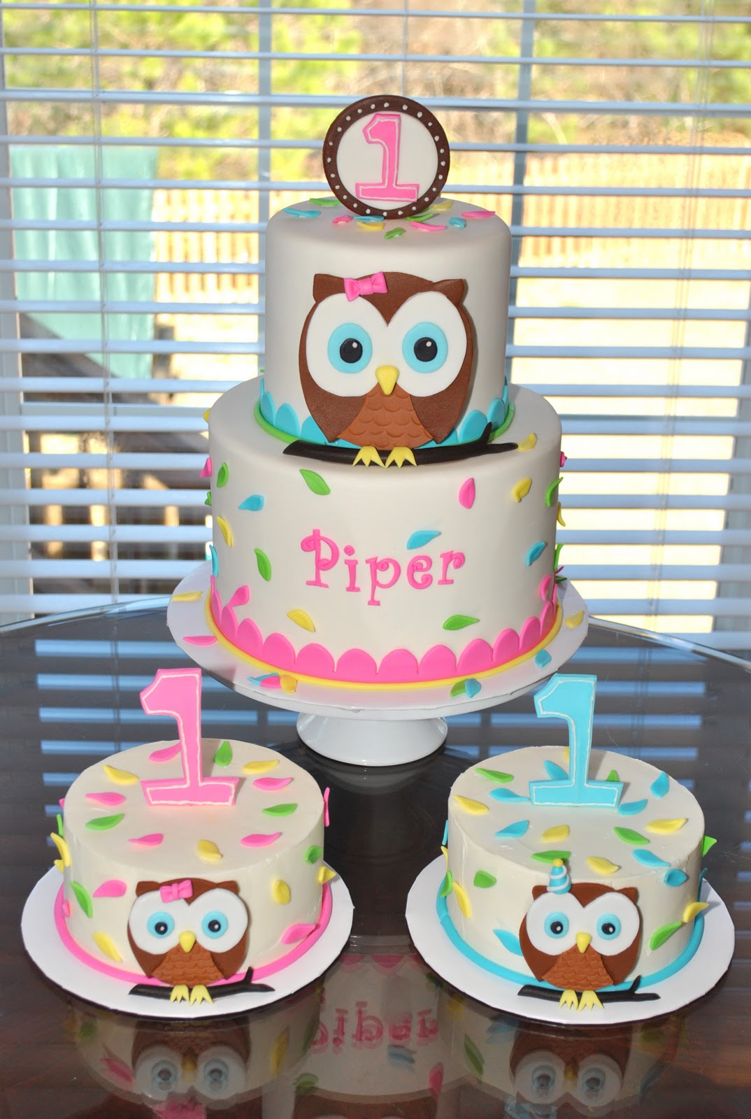 Hope S Sweet Cakes Twin Owls