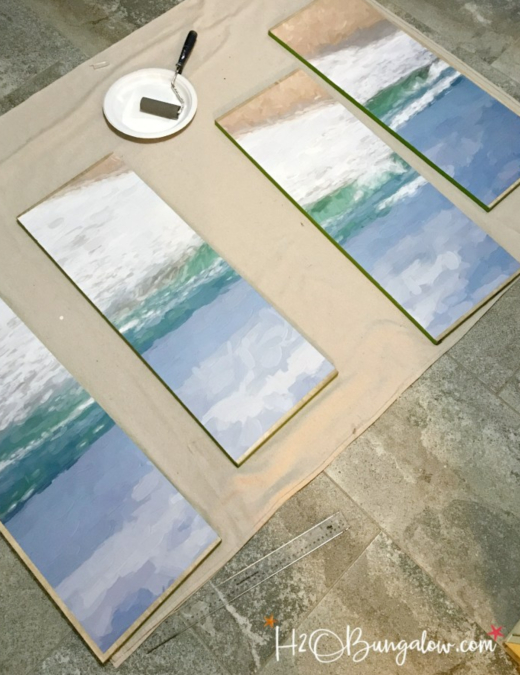 Ocean Print Instant Download