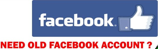 Find Old Facebook Account