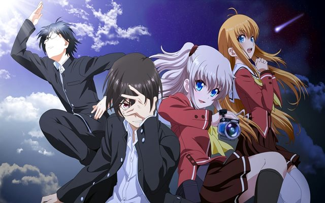 10 Rekomendasi Anime Yang Mirip Charlotte Terbaik