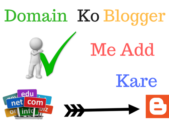 godaddy se blogger me custom domain kaise add kare