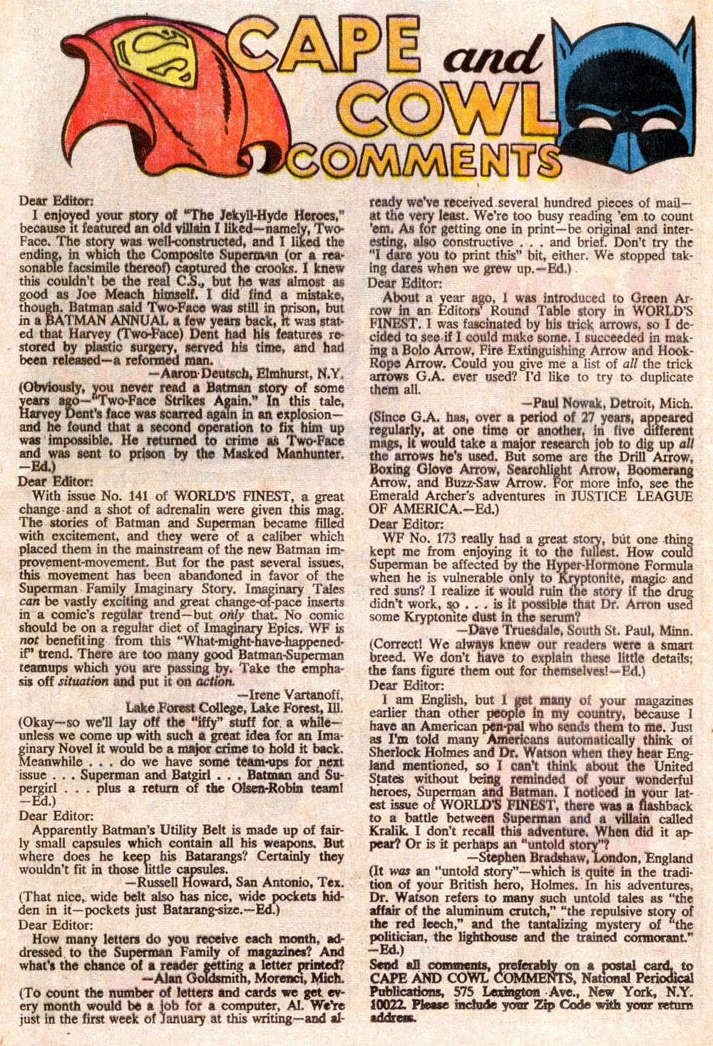 Read online World's Finest Comics comic -  Issue #175 - 24