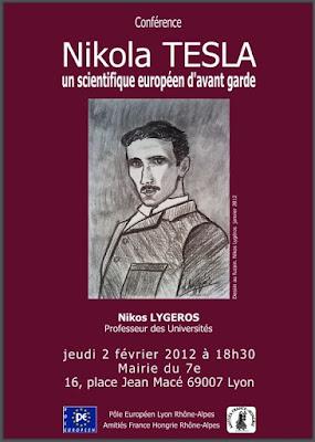 Nikola Tesla, un scientifique européen d'avant-garde