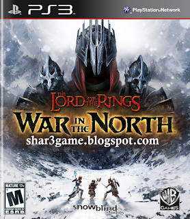 The Lord of the Rings: War in the North PKG PS3 - CariTauGame