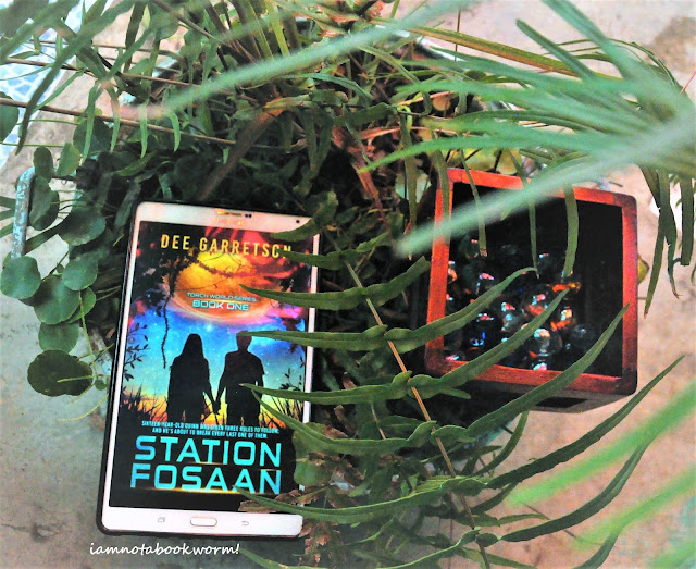 Station Foosan by Dee Garretson | Blog Tour | Book Review by iamnotabookworm