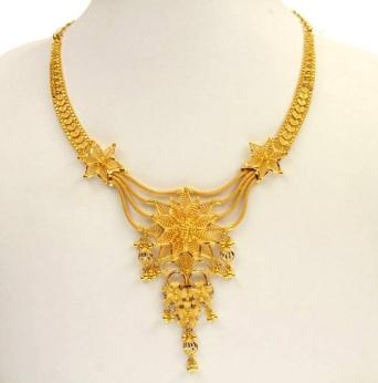 Model Kalung Emas Yang Awet