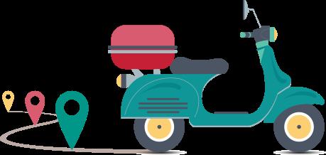 Chống chộm xe máy Smart Motor Viettel
