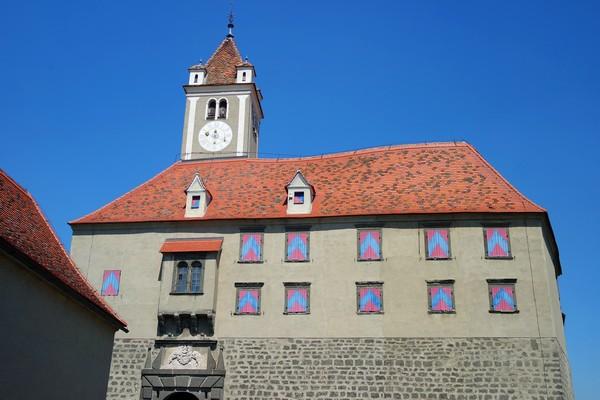 autriche styrie riegersburg château