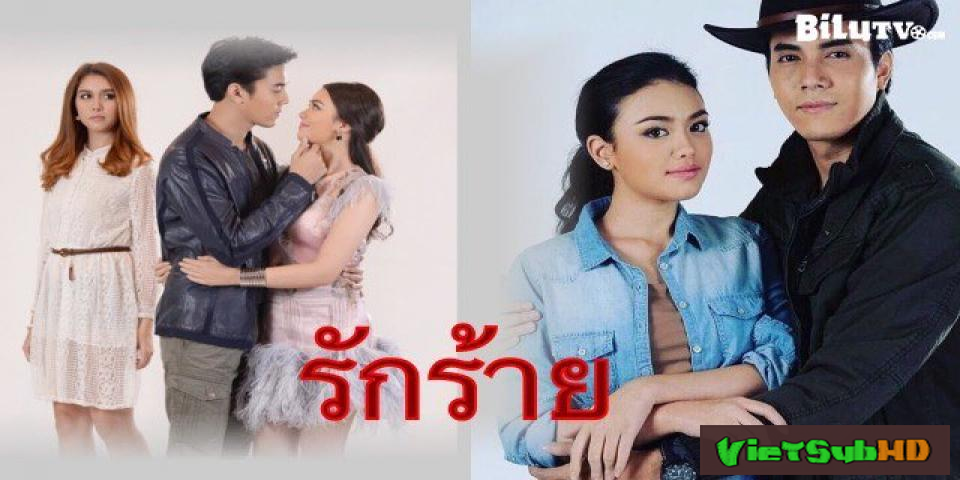 Phim Tình Yêu Tội Lỗi Tập 25 VietSub HD | Rak Rai 2017