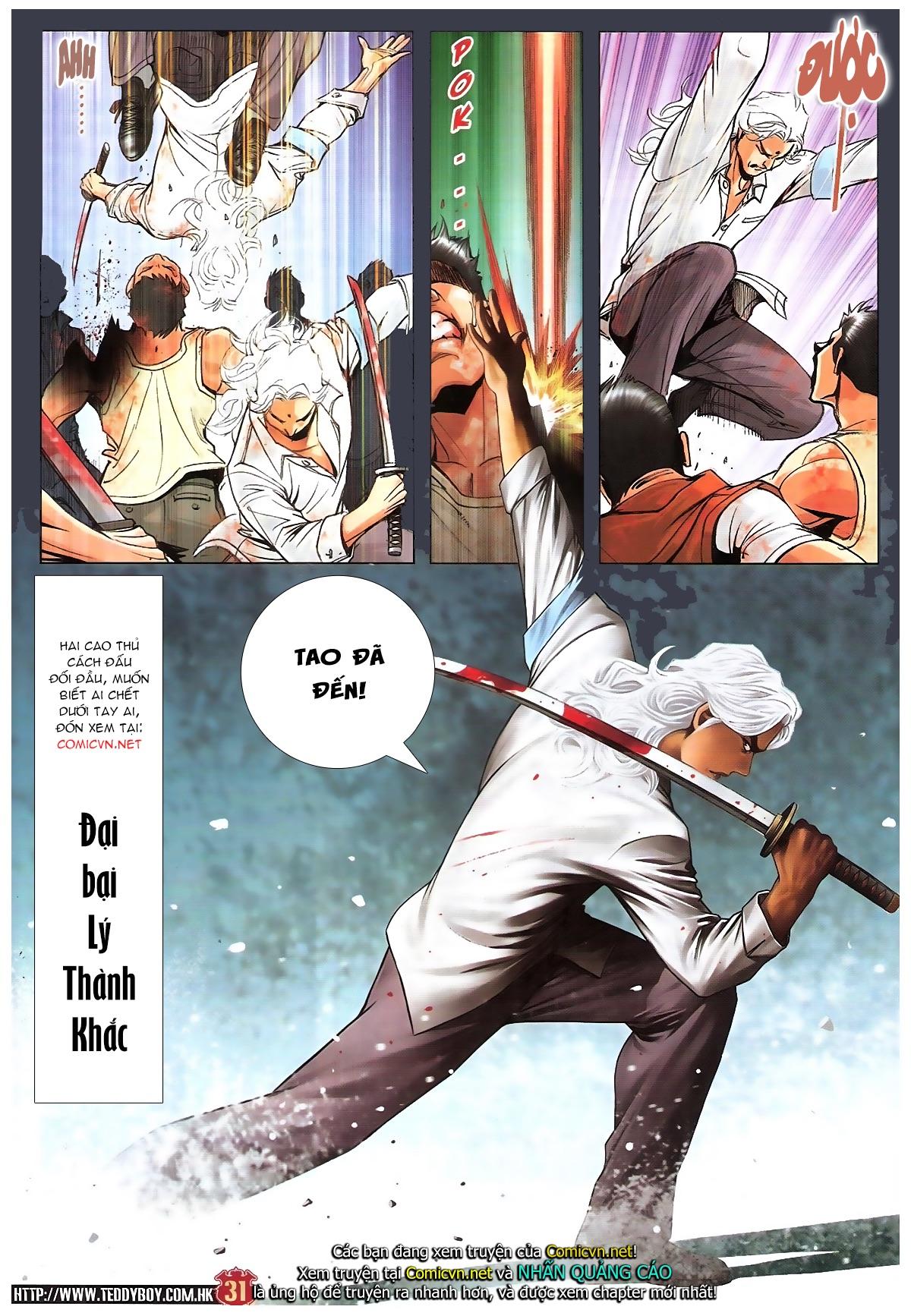Người Trong Giang Hồ RAW Chương 1830 - NhoTruyen.Net