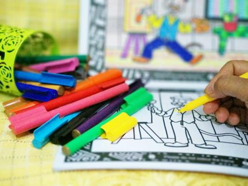 Colour To Life Faber Castell Mewarnai Dan Melatih Otak Dengan Cara