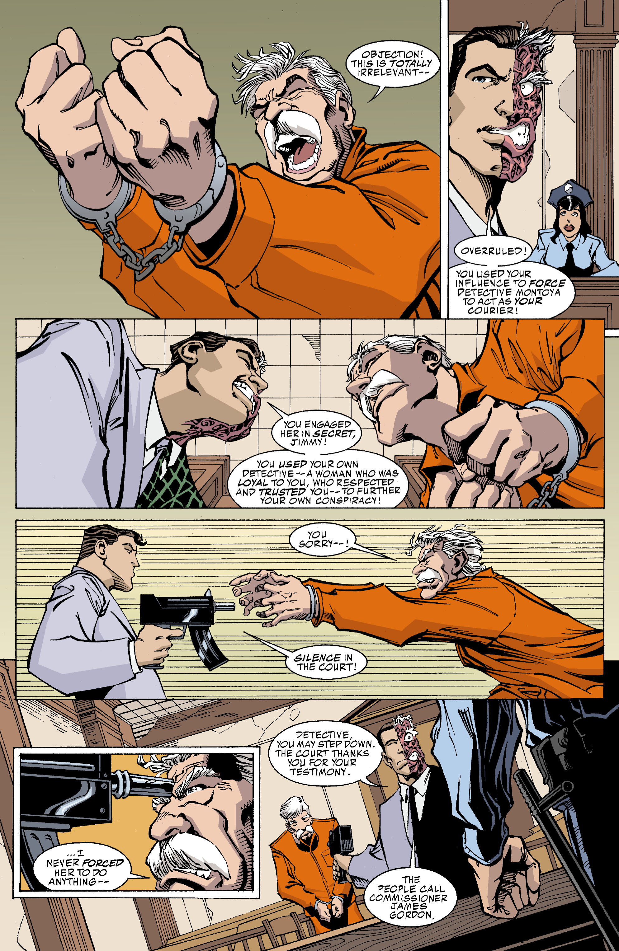 Detective Comics (1937) 739 Page 8