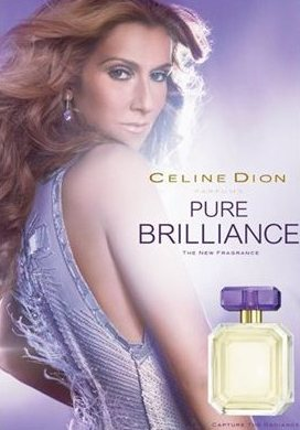 Celine Dion's Pure Brilliance ad.jpeg
