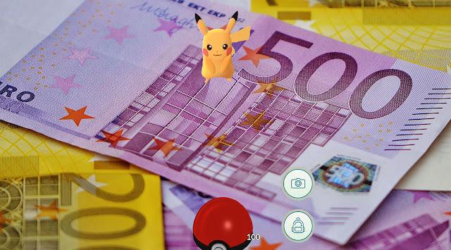 Pokémon GO recaudó 950 millones de dólares en 2016