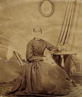 Mary Nevin, mother of Thomas early 1870s