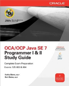 Good book for Java SE 7 Certification