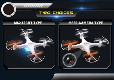 Spesifikasi Drone Skytech M62R - OmahDrones