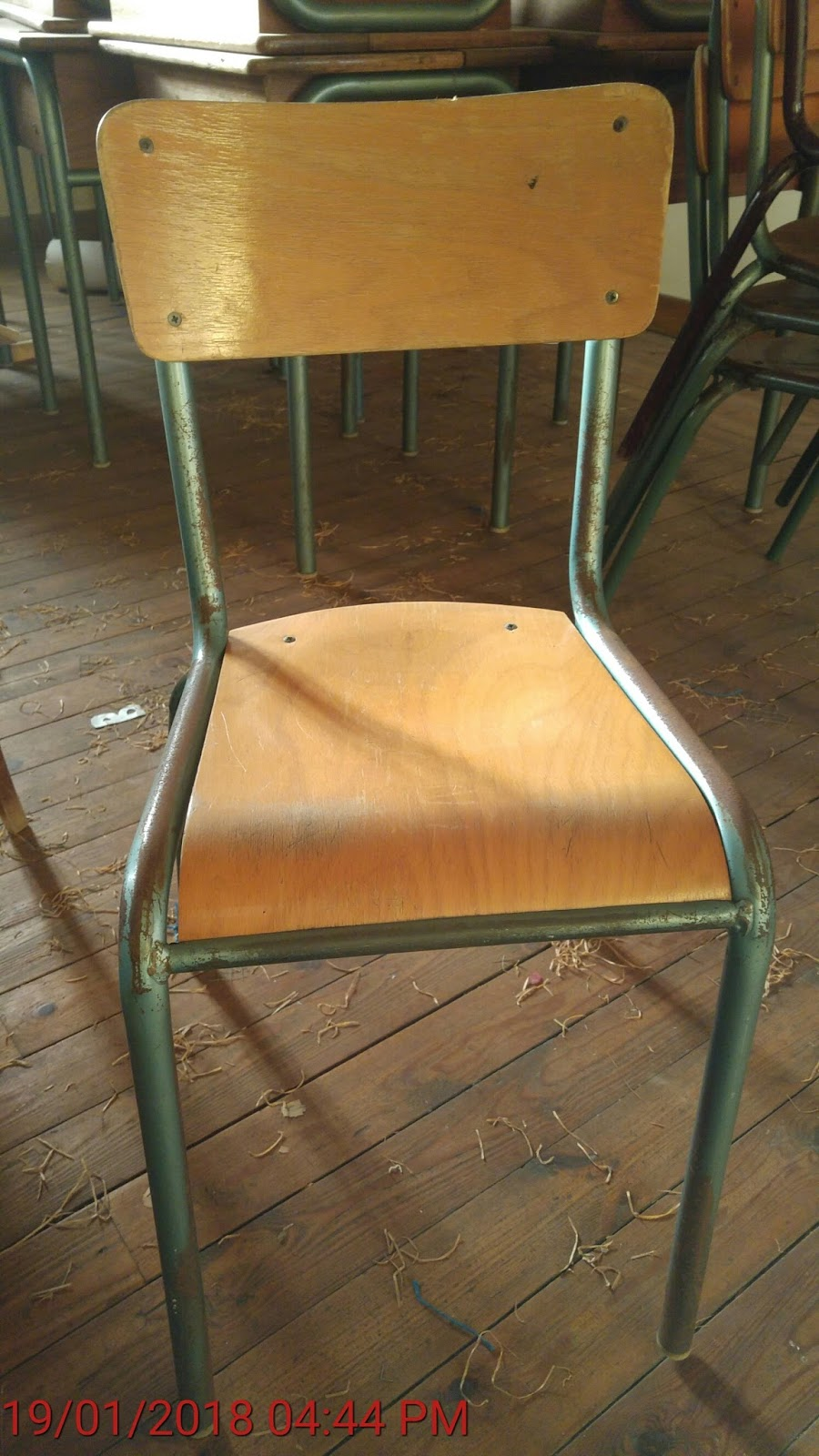 Chaise D École Mullca chaises d'école
