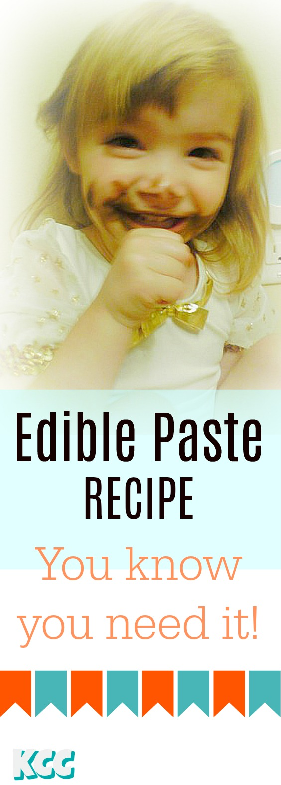 recipe for edible glue for toddlers