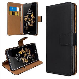 pouzdro peněženka LG K8