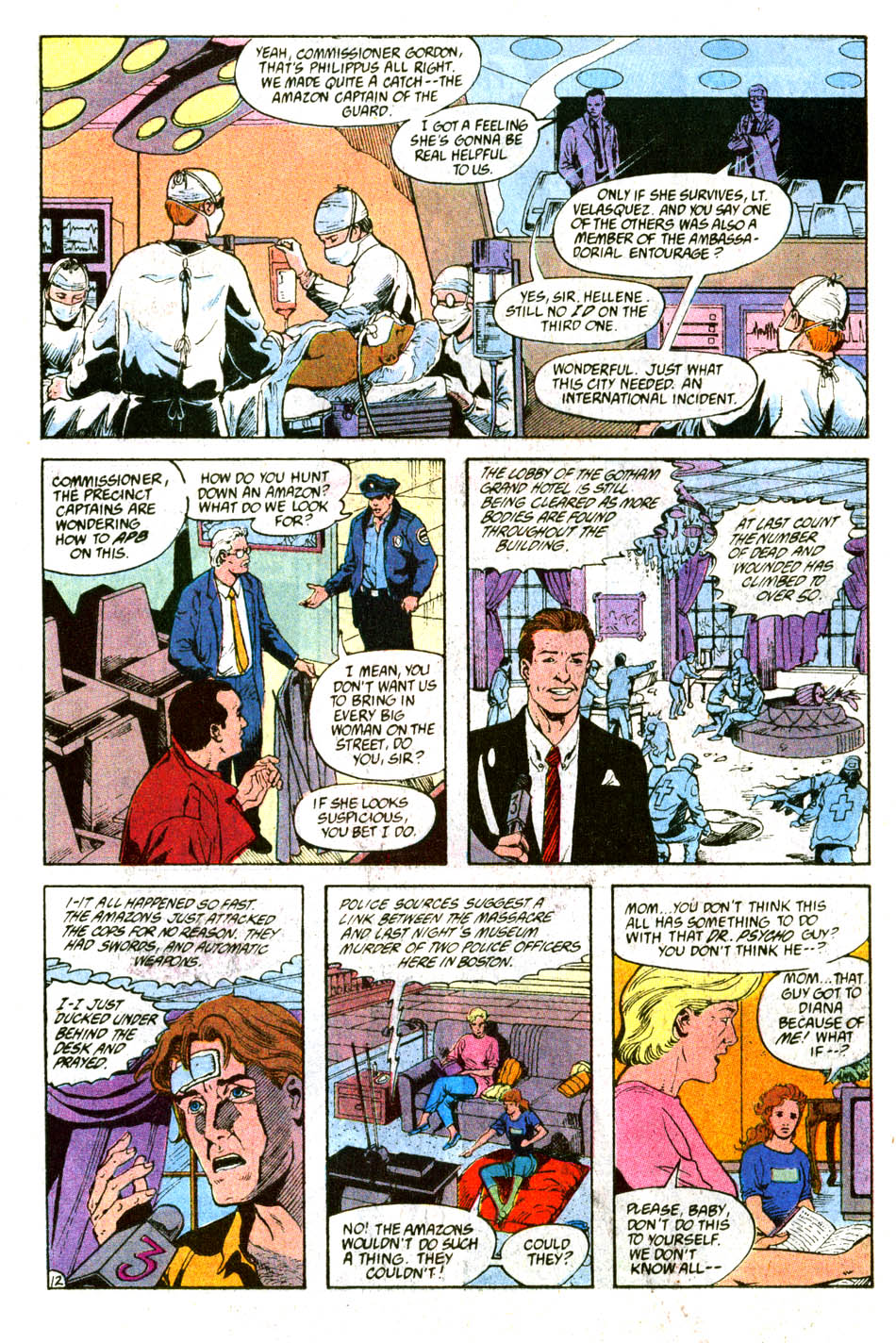 Read online Wonder Woman (1987) comic -  Issue #56 - 14
