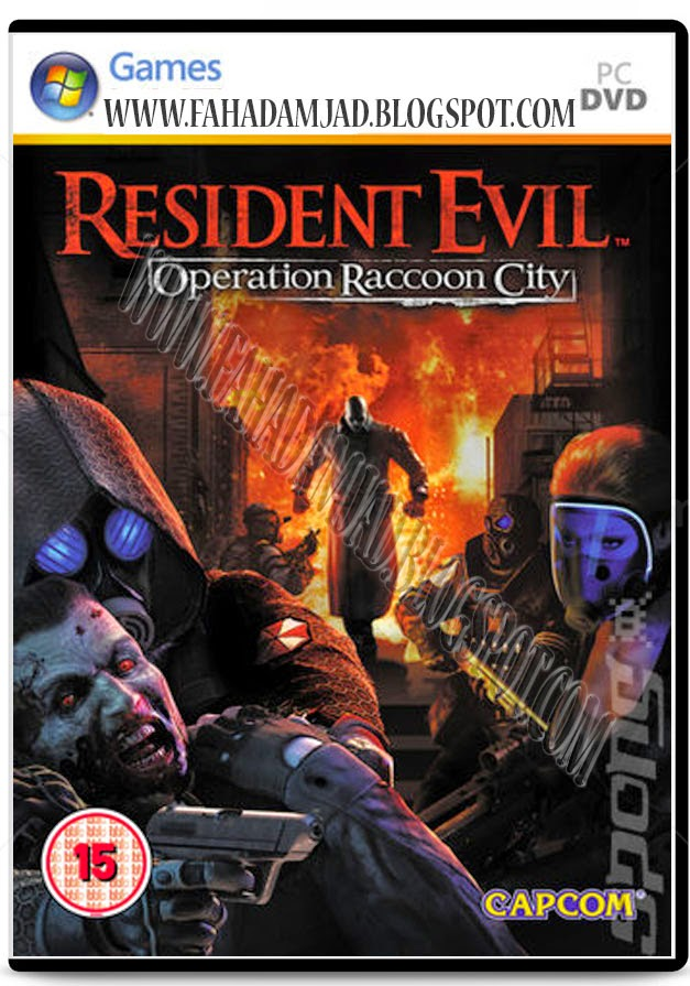Resident evil operation raccoon city pc game free download | fahad.