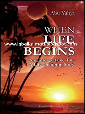 When Life Begins by Abu Yahya