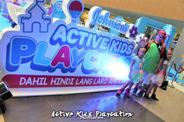 Active Kids Playcation
