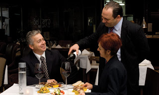 Customer service at a restaurant is another very important aspect to the over-all experience received while dining at a restaurant.