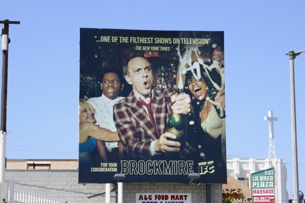 Brockmire 2018 Emmy FYC billboard