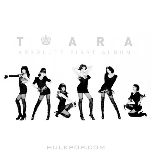 T-ARA – Absolute First Album (FLAC +  ITUNES PLUS AAC M4A)
