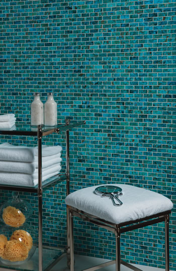 Blue Turquoise Green Kitchen And Bathroom Tiles: Candana: Colour Trend... Turquoise