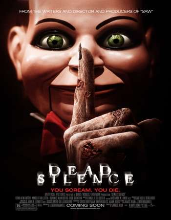 Dead Silence 2007 Hindi Dual Audio BRRip Full Movie Download