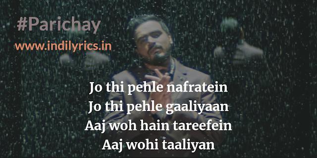 Parichay | Amit Bhadana | Ikka | Lyrics | Quotes | Images