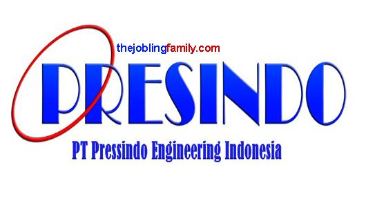 Lowongan Kerja Terbaru PT Pressindo Engineering Indonesia 2018