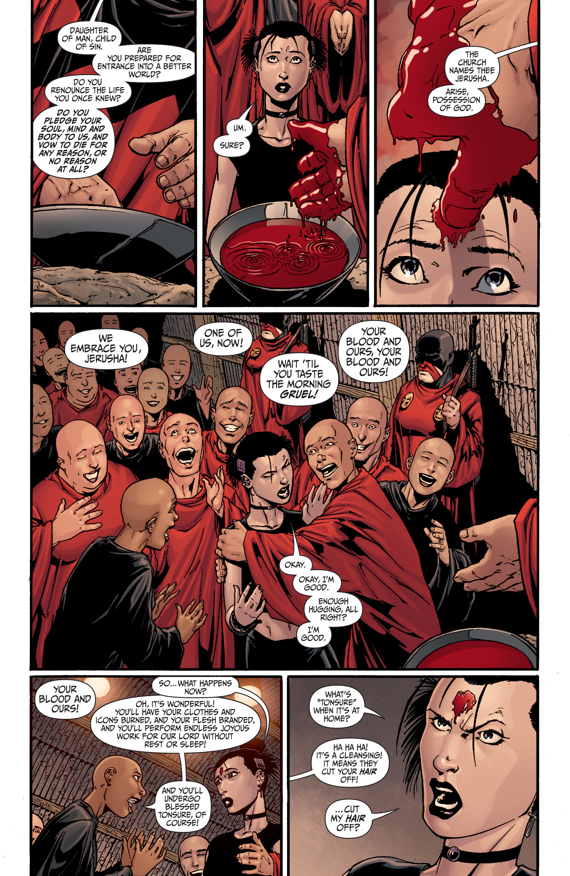 Read online Secret Six (2008) comic -  Issue #19 - 4