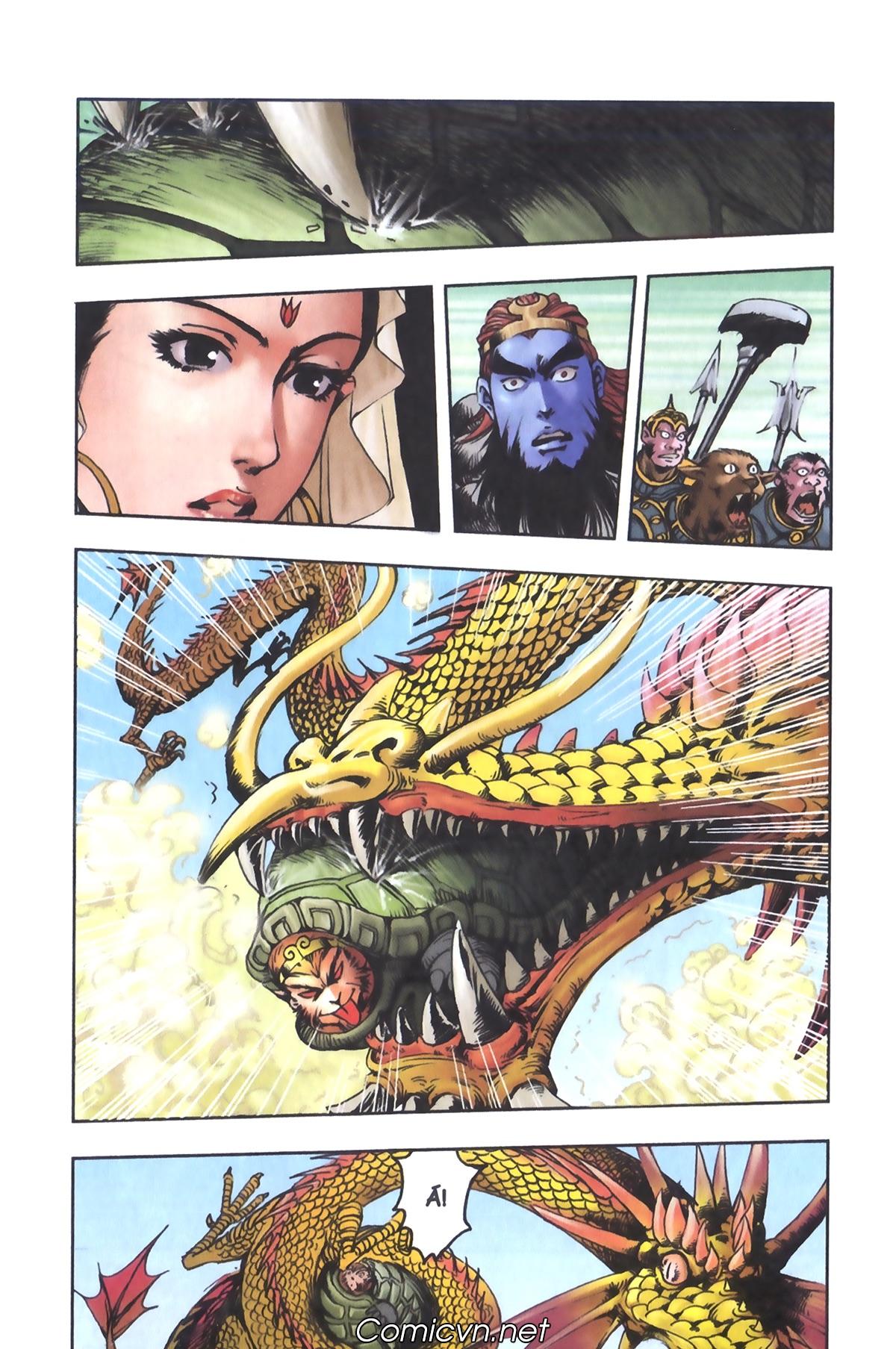 Tây Du Ký màu - Chapter 103 - Pic 31