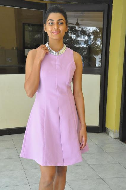 anisha ambrose latest interview stills