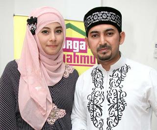 Heboh! Poligami Ustaz Ahmad Al Habsyi Terkuak! Istri Muda Berstatus Janda Anak Satu