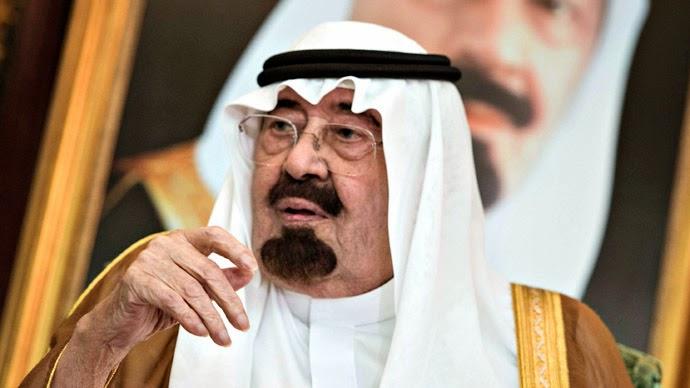 King Abdullah, Raja Arab Saudi Yang Kejam Disahkan ...