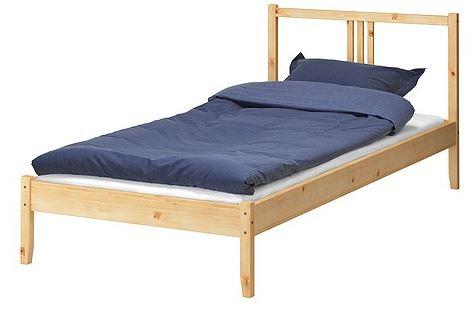 Arredo a modo mio: Tutti i letti singoli di Ikea
