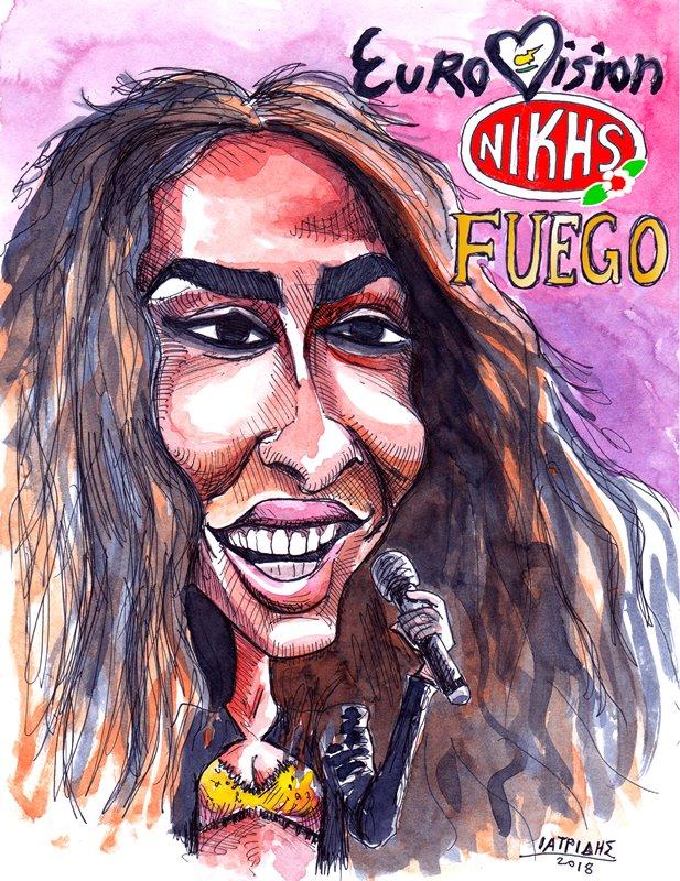 Ελένη Φουρέιρα #Eurovision2018