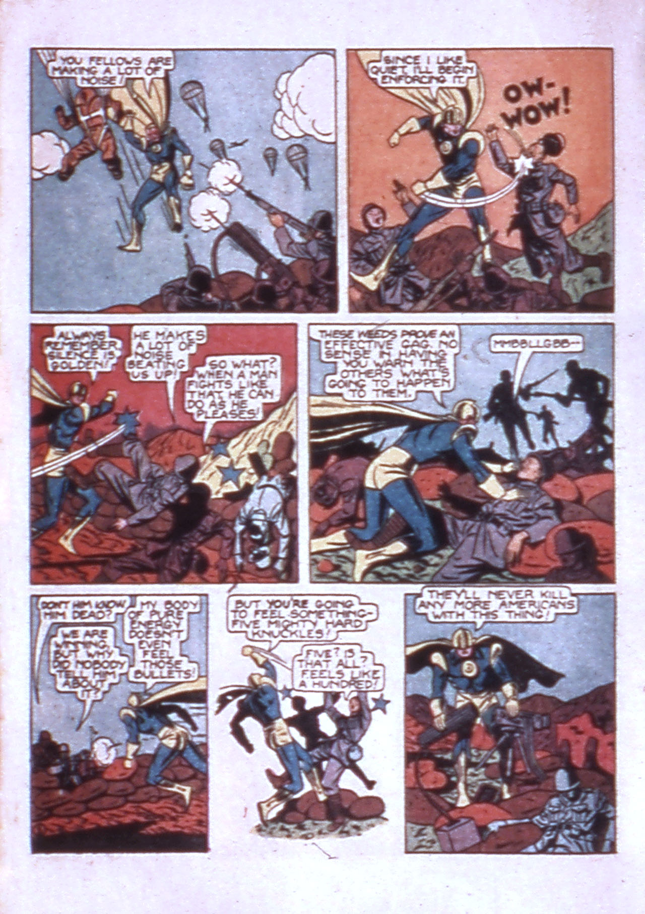 Read online All-Star Comics comic -  Issue #11 - 37