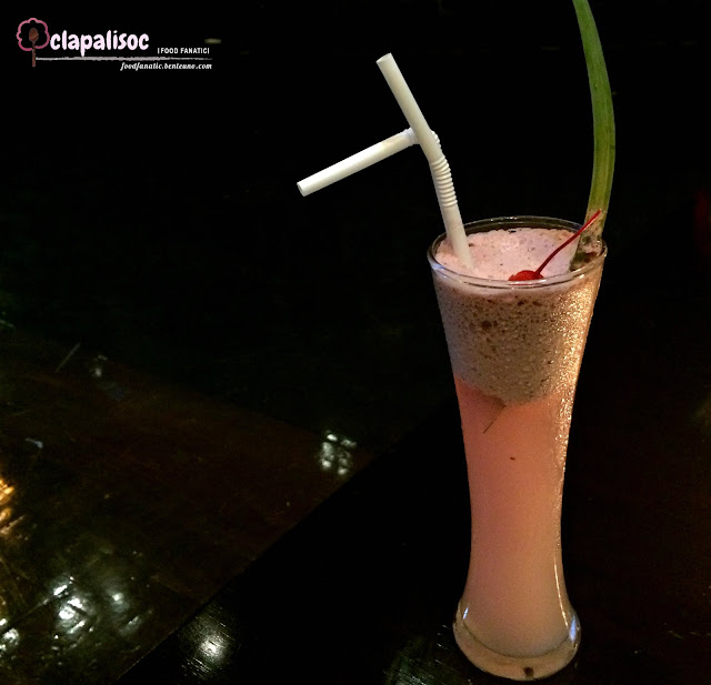 Berry Smoothie from Buddha Bar Manila